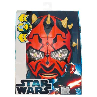 Star Wars Darth Maul Helmet