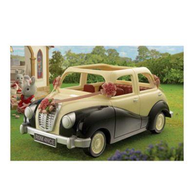 Sylvanian Families Wedding Car