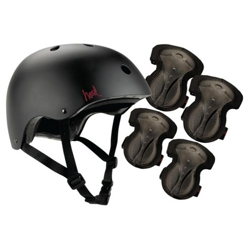 Hood Helmet and Pad Set