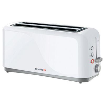 Breville VTT223 4 Slice Toaster - White