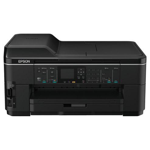 Epson Workforce WF-7515 AIO Wireless (Print, Copy, Scan & Fax) Inkjet Printer
