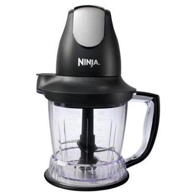 Ninja 400W 1.1L - Mini Blender Black