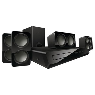 Philips HTS3541 Blu-Ray/DVD Home Theatre