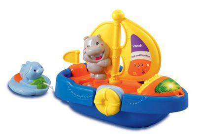 VTech Pull & Play Boat