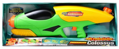 Buzz Bee Water Warriors Colossus Water Gun