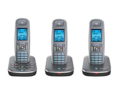 BT Sonus 1500 Trio Cordless Telephone