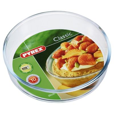 Pyrex Multi Purpose Deep Glass Dish