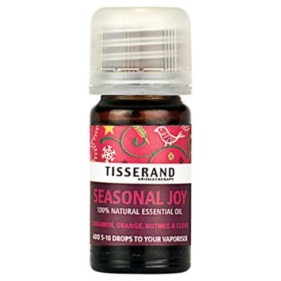 Tisserand Seasonal Joy Vaporising Oil