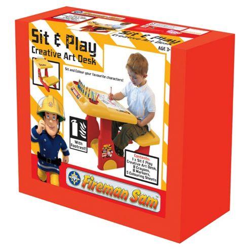 Fireman Sam Sit & Play