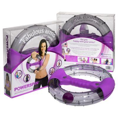 Powerball Powerspin Exerciser, Purple