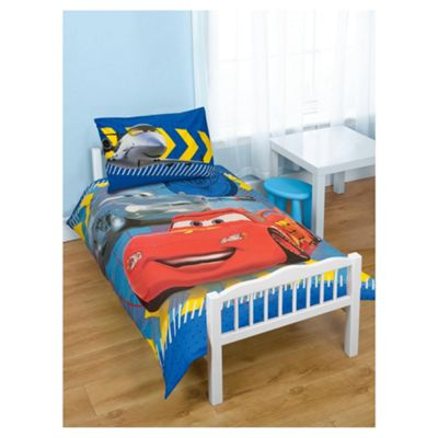 Disney Cars Espionage Junior Panel Duvet Set