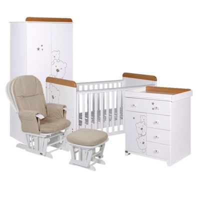 Buy Tutti Bambini Bears 4 Piece Room Set from our Tutti ...