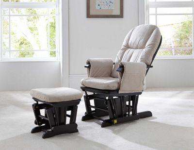 Tutti Bambini GC35 Glider Nursing Chair, Espresso