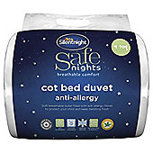 Silentnight Anti-Allergy Cotbed Duvet