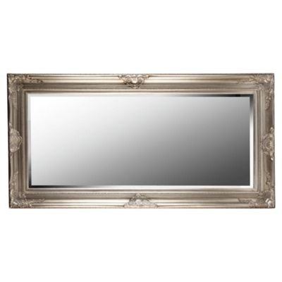 Gallery Direct Harrow Leaner Mirror Silver