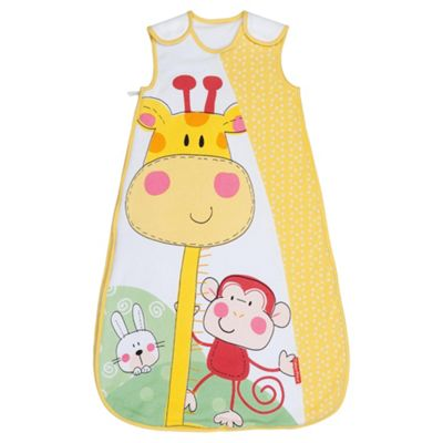 Fisher Price Discover & Grow Baby Sleeping Bag 0-6 Months
