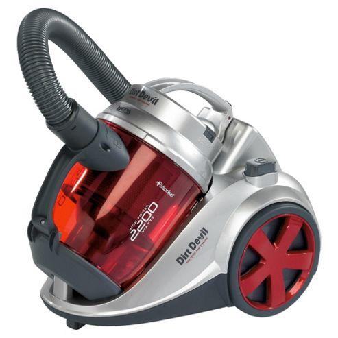Dirt Devil DCC070 Bagless Cylinder vacuum cleaner