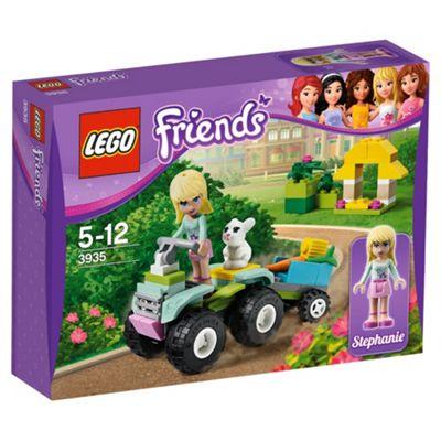 LEGO Friends Stephanie's Pet Patrol 3935