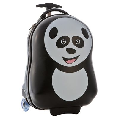 The Cuties and Pals Kids' Suitcase, Cheri Panda