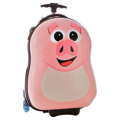 Pookie pig trolley case