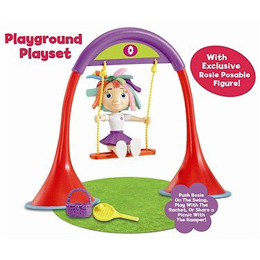 Vivid Imagination Everything's Rosie Playground Playset