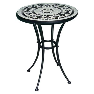 Palma Mosaic Bistro Table