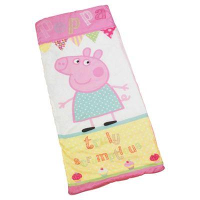 Peppa Pig Cupcake Kids' Sleeping Bag