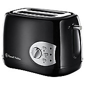 Russell Hobbs Breakfast Collection 18800 2 Slice Plastic Toaster - Black