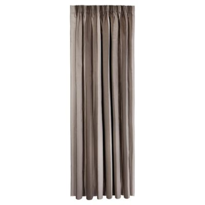 Tesco Hampton Stripe Pencil Pleat Curtains W168xL229cm (66x90