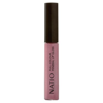 Natio Full Colour Mineral Lip Gloss - Be