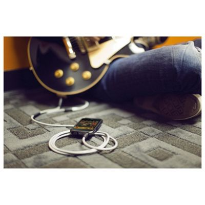 Griffin Guitar cable for Apple iPhone & iPad - Grey