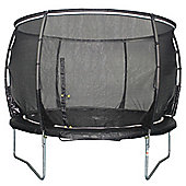 Plum Magnitude 10ft Trampoline & Enclosure