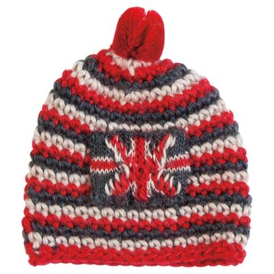 T&G Woodware Street Party Striped egg cosy
