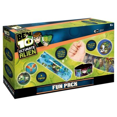 Ben 10 Ultimate Alien Gift Set