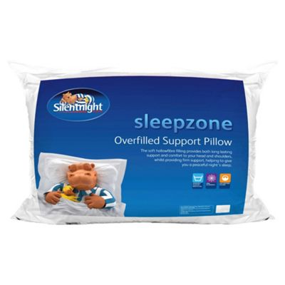 Silentnight Sleepzone Overfilled Support Pillow
