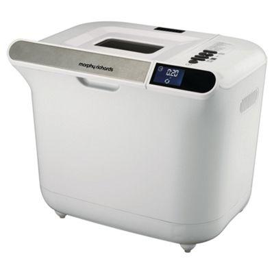 Morphy Richards Breadmaker 48326 - White