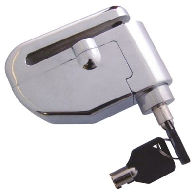 AM Tech Heavy Duty Disc Lock With Alarm