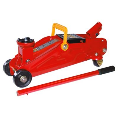AM Tech 2 Ton Trolley Jack