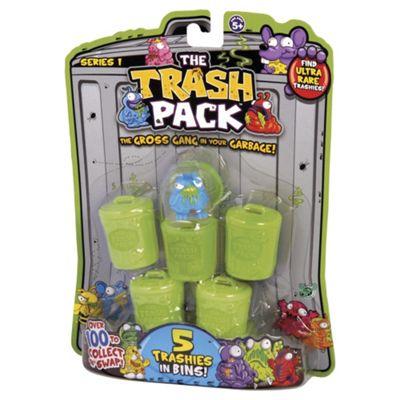 The Trash Pack Series 3 Trashies In Bin