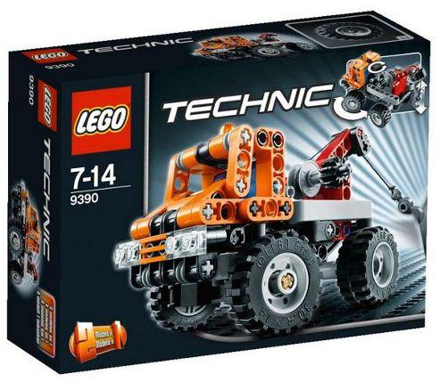 LEGO Technic Mini Tow Truck 9390