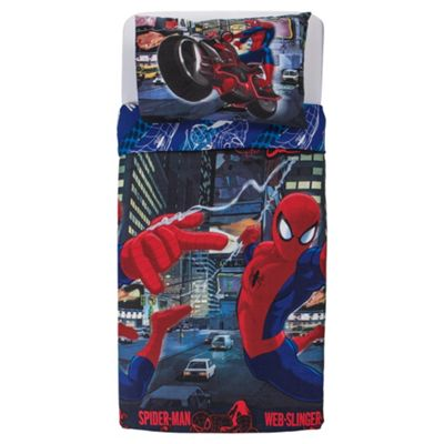 Spiderman Duvet Set