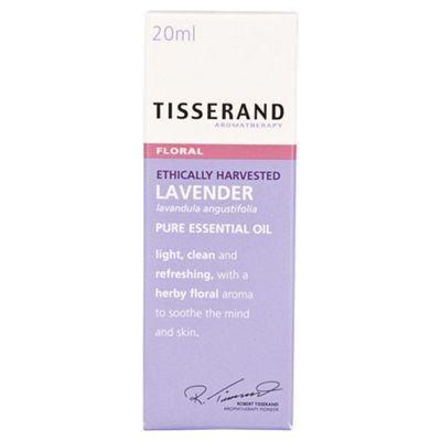 Tisserand Lavender Essential Oil Ethically Harvested