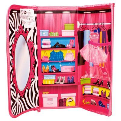 Barbie Clutch Bag Room Set