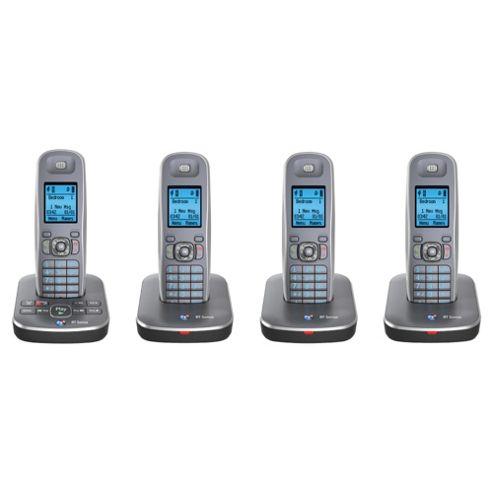 BT Sonus 1500 Quad Cordless Telephone