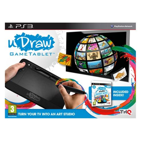 uDraw Tablet: Plus Instant Artist