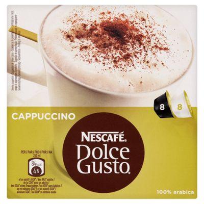 Nescafe Dolce Gusto Cappuccino 16 Pods