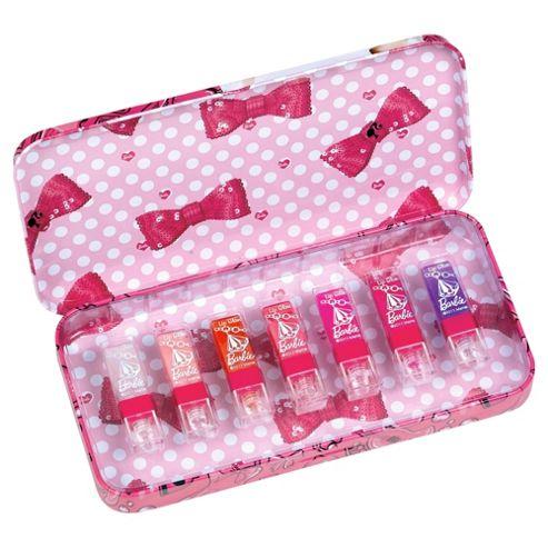 Barbie's Doll-icious lips