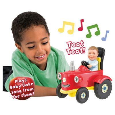 Vivid Imagination Baby Jake Bumpty Bump Tractor