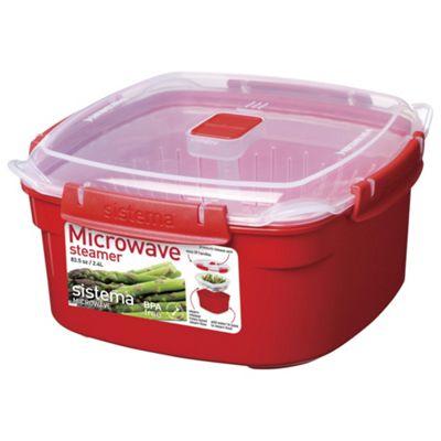 Sistema 2.4L Microwave Steamer