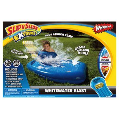 Whitewater Blast Waterslide & Splash Pool
